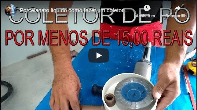 ferramentas de porcelanato liquido