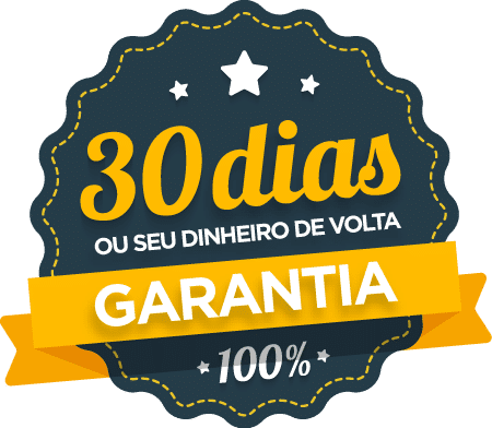Garantia de 30 dias