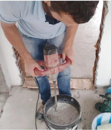 Porcelanato Líquido JA Training