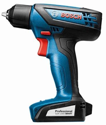 Parafusadeira Bosch Azul
