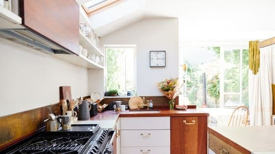 cozinha contemporanea